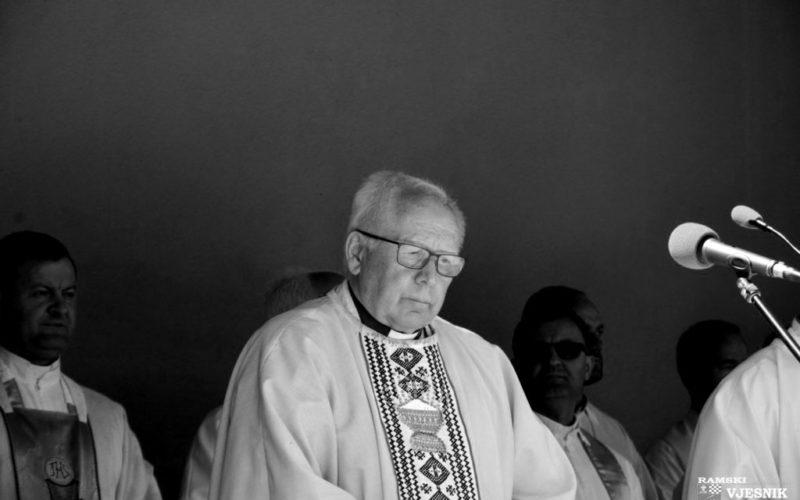 Preminuo don Pavao Crnjac