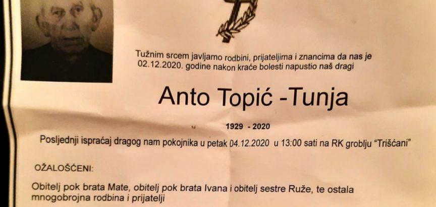 Anto Topić Tunja