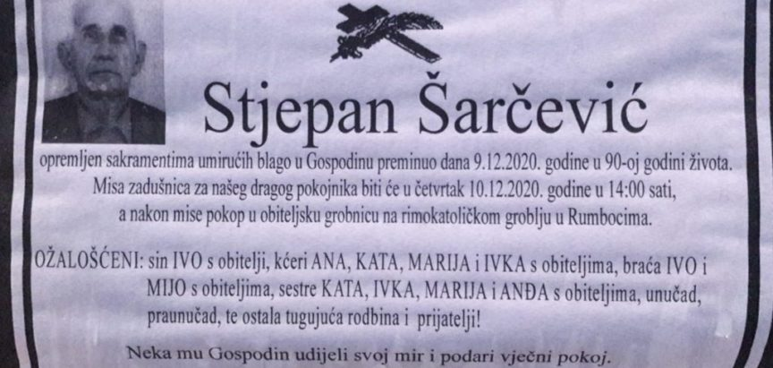 Stjepan Šarčević