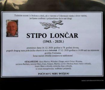 Stipo Lončar