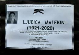 Ljubica Malekin