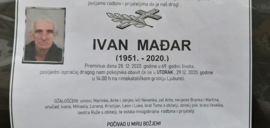 Ivan Mađar