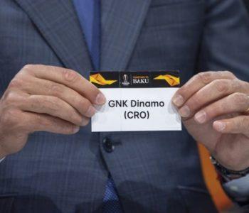 Dinamo saznao suparnika na startu nokaut-faze Europa lige