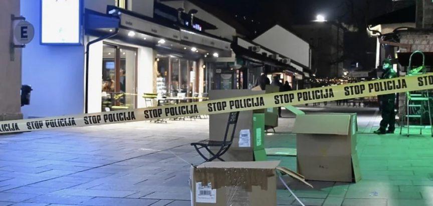Sarajevo: Napadač s Baščaršije bio obučen u kostim Djeda Mraza