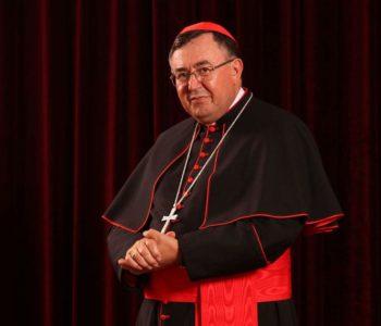 Kardinal Puljić pozitivan na koronavirus