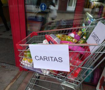 U tijeku je Caritasova humanitarna akcija