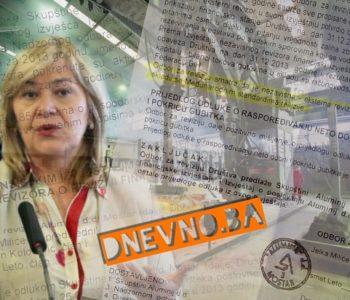 Ministrica Jelka Miličević treba u zatvor zbog Aluminija a ne premijera Fadila Novalića