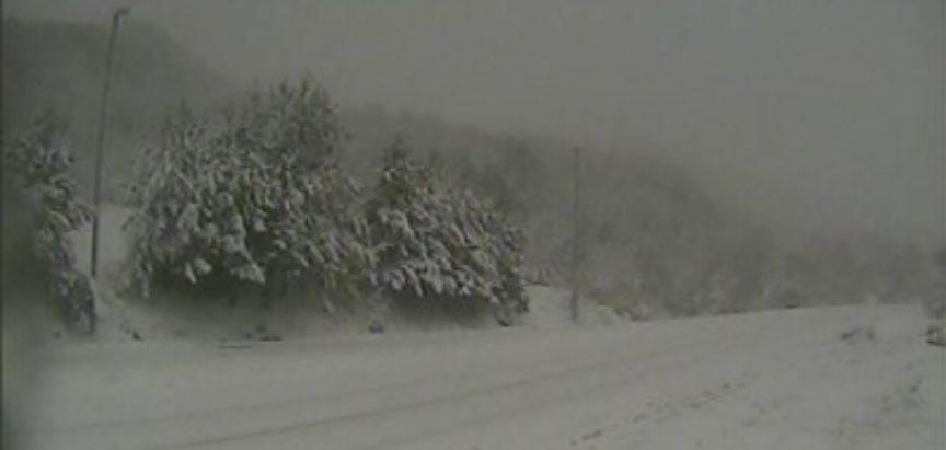 Snijeg u BiH, otežan promet