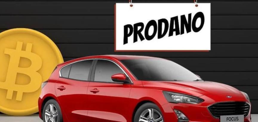 Prvi u Hrvatskoj prodali automobil za Bitcoin
