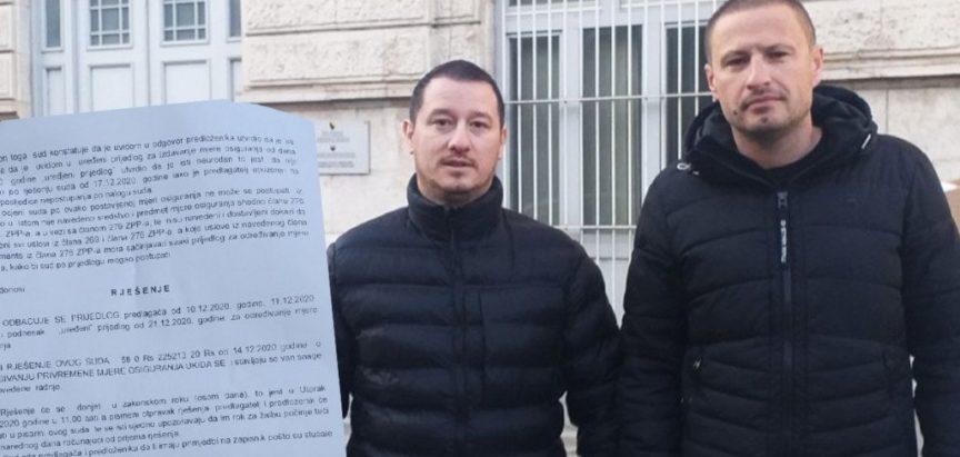 OPĆINSKI SUD: Pobjeda sindikata, nastavlja se generalni štrajk zdravstvenih djelatnika!