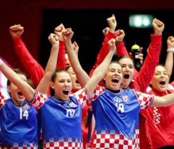 Djevojke, hvala na trenutku povijesti, vi ste naše pobjednice
