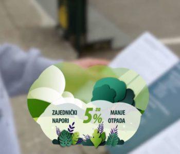 Europska unija podržala mlade eko aktiviste OŠ Marka Marulića Prozor