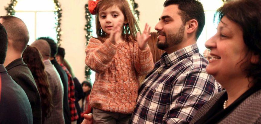 Božić u Iraku