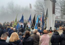 Obilježena 27. obljetnica stradanja u Križančevom selu