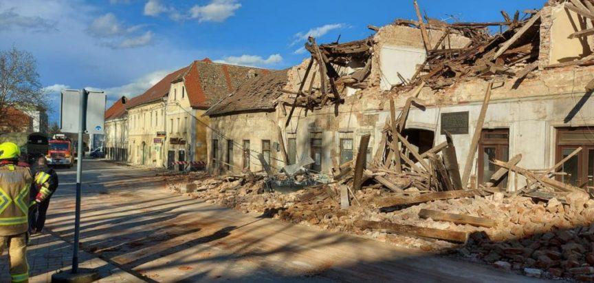 Dva potresa rano jutros uzdrmala Banovinu, podrhtavanja magnitude 3.7 i 3.3 osjetila se i u Zagrebu