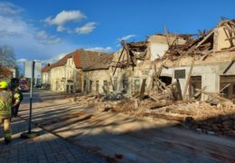 Potres magnitude 5.0 prema Richteru uzdrmao središnju Hrvatsku: Treslo se 10-ak sekundi