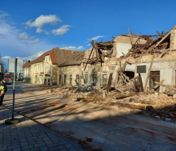Vrhbosanska nadbiskupija prikupila 180 000 eura pomoći za područja stradala potresom