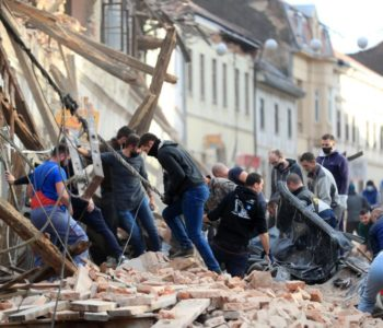 Crkva u BiH prikuplja priloge za područja pogođena potresom