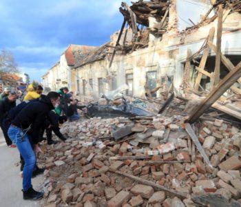 BiH uplatila 500.000 KM pomoći Hrvatskoj za potresom pogođena područja