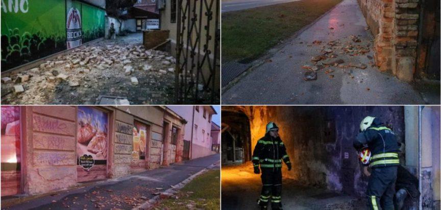 Hrvatska: Dva jaka potresa zatresla Petrinju, Sisak i Zagreb, stigle prve slike šteta na zgradama