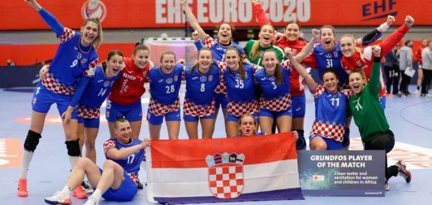 Briljantne hrvatske rukometašice srušile Rumunjsku i došle na korak od polufinala
