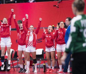 Hrvatska ženska rukometna reprezentacija pobijedila je Srbiju u susretu 3. kola na Europskom prvenstvu