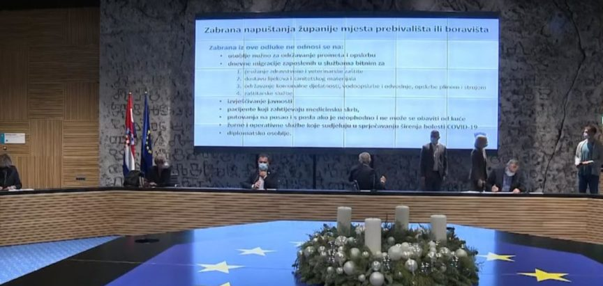 Nove epidemiološke mjere u Hrvatskoj