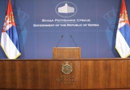 Vlada Srbije odobrila milijun eura pomoći Hrvatskoj
