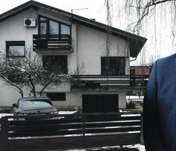 Kuću za Žinića  država kupila za 291.000 kuna. On u 25 godina dao 12.000 KN za najam
