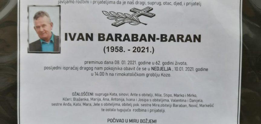 Ivan Baraban Baran
