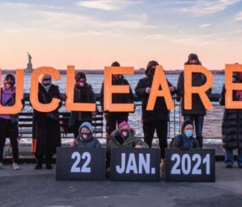 Na snagu stupio Sporazum o zabrani nuklearnog oružja za sve druge zemlje osim velikih