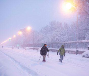 KAOS U ŠPANJOLSKOJ: Snježna mećava koja nije viđena 50 godina