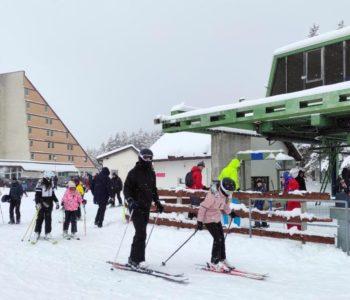 Gužve na bh. skijalištima, prepuni Vlašić, Blidinje…