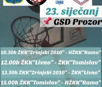 HŽKK Rama: U subotu juniorski turnir