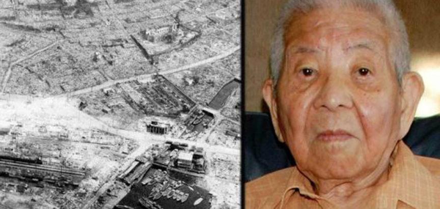 Japanac koji je preživio dvije nuklearne eksplozije