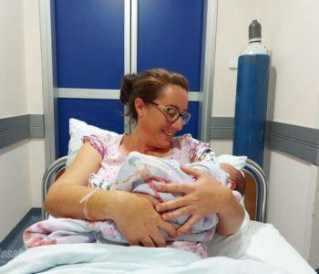 U HNŽ-u ove godine prva rođena beba je iz Rame