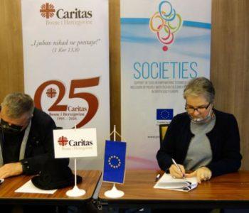 Devet organizacija civilnog društva dobilo financijsku potporu EU i Caritasa BiH