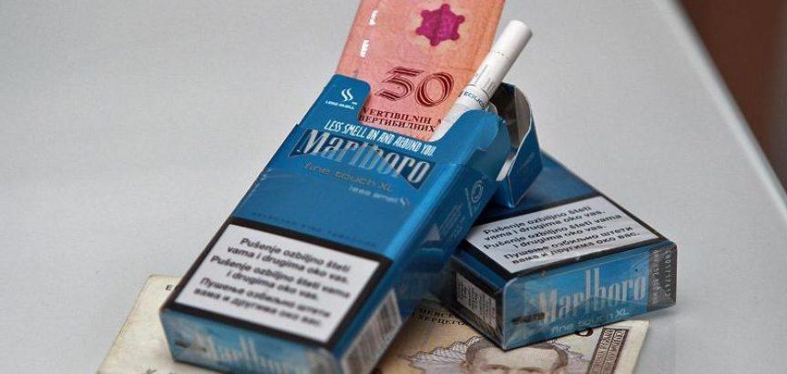Novo pravilo za građane BiH, u EU sa samo dvije kutije cigareta