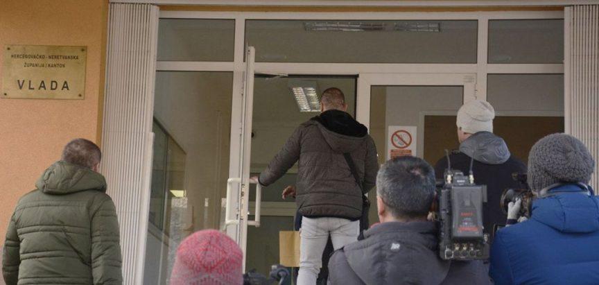 Razbijanje sindikata zdravstvenih djelatnika HNŽ-a