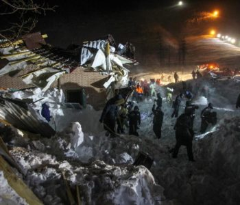 Lavina na skijalištu u Rusiji ubila tri osobe