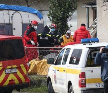 Nova tragedija u Petrinji: Poginuo volonter, ozlijeđena dva vatrogasca