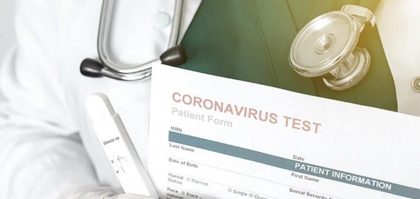 FOTO-MAJSTOR: Osumnjičen za krivotvorenje najmanje 200 nalaza u vezi PCR testiranja