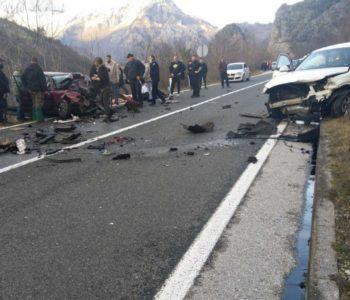 Smrtno stradale dvije osobe u prometnoj nezgodi kod Grabovice