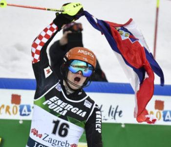 Uspjeh hrvatskih skijaša na Sljemenu
