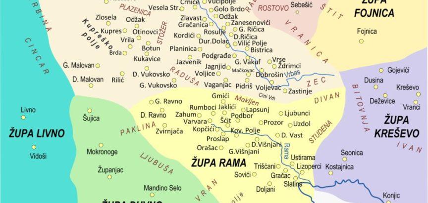 Povijest Rame: Zaključne riječi o stanovništvu Rame kroz povijest