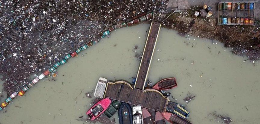 Danas počinje uklanjane smeća iz rijeke Drine