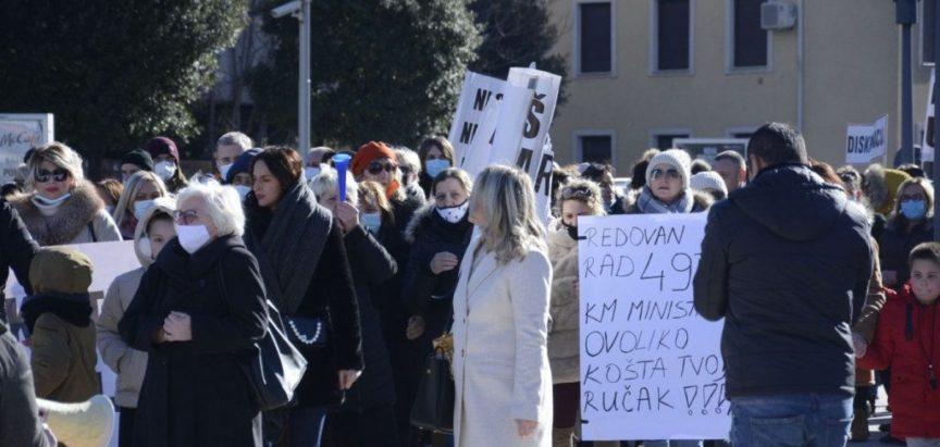 Ponovno odbijen zahtjev Vlade HNŽ-a za zabranom štrajka zdravstvenih djelatnika