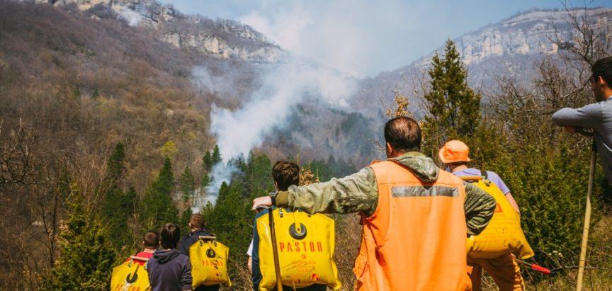 Upozorenje za žitelje općine uslijed paljenja korova na posjedima