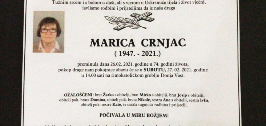 Marica Crnjac