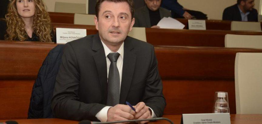 Dr. Mario Kordić je novi gradonačelnik Mostara!